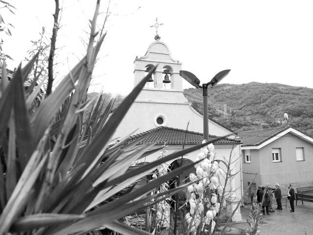 La boda de Titi y María en Guyame, Asturias 1