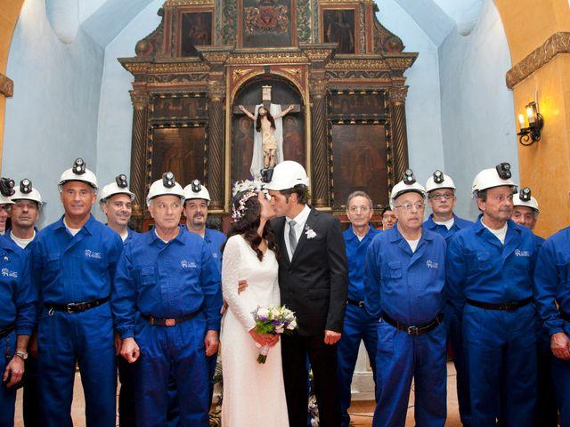La boda de Titi y María en Guyame, Asturias 9