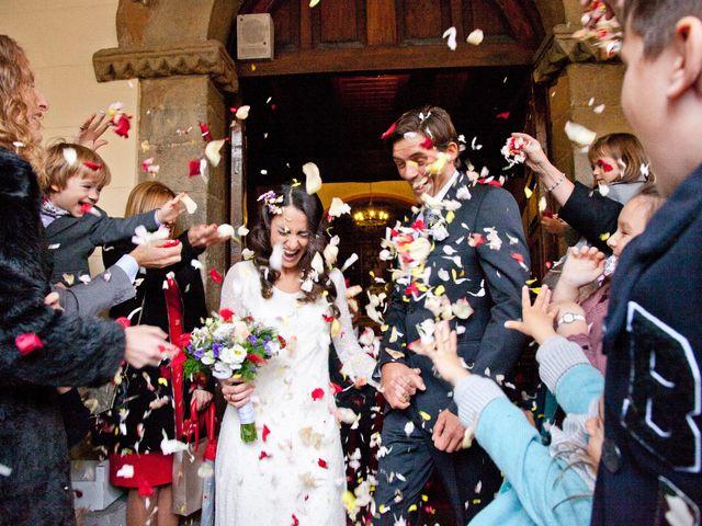 La boda de Titi y María en Guyame, Asturias 11