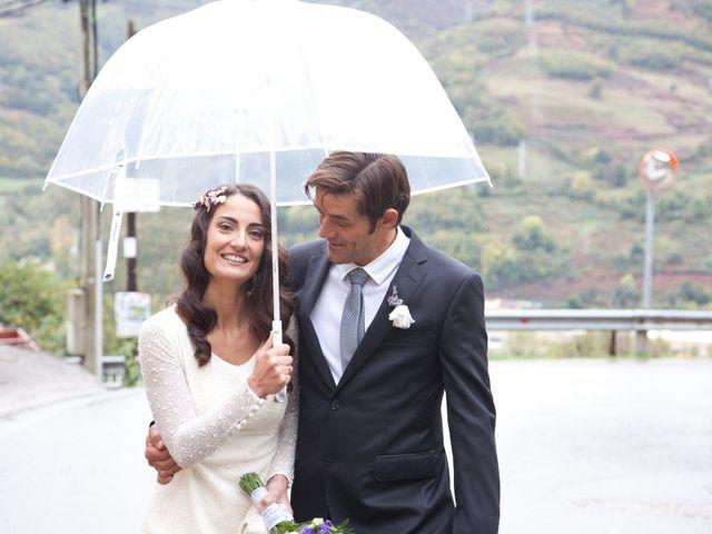 La boda de Titi y María en Guyame, Asturias 15