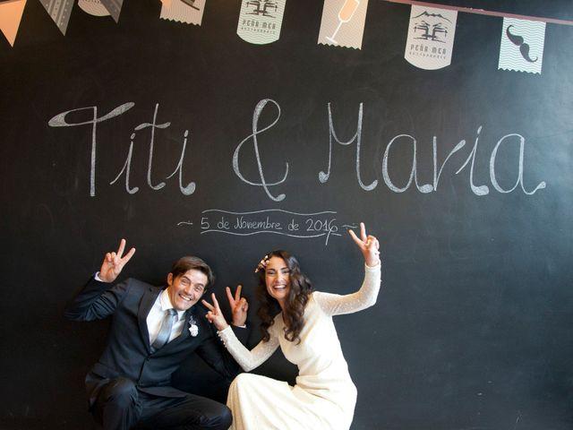 La boda de Titi y María en Guyame, Asturias 29