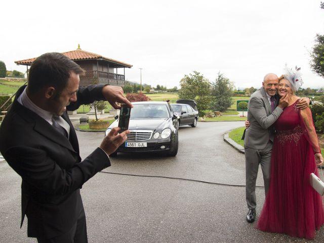 La boda de Titi y María en Guyame, Asturias 30