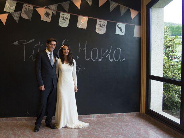 La boda de Titi y María en Guyame, Asturias 33