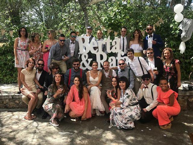 La boda de Rafa y Berta en Gargantilla De Lozoya, Madrid 1