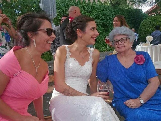 La boda de Rafa y Berta en Gargantilla De Lozoya, Madrid 2