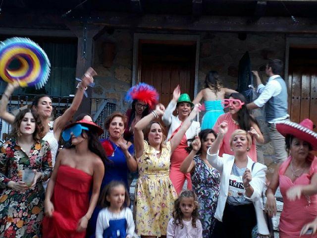 La boda de Rafa y Berta en Gargantilla De Lozoya, Madrid 3