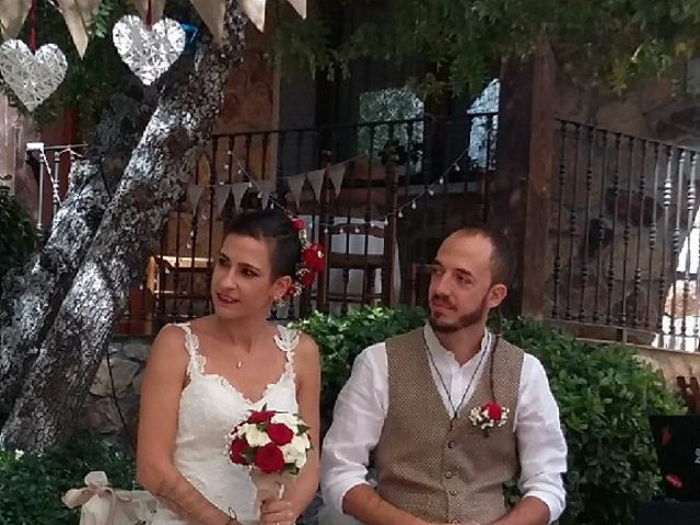 La boda de Rafa y Berta en Gargantilla De Lozoya, Madrid 5