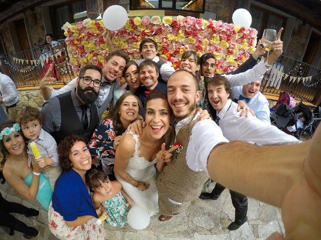 La boda de Rafa y Berta en Gargantilla De Lozoya, Madrid 6
