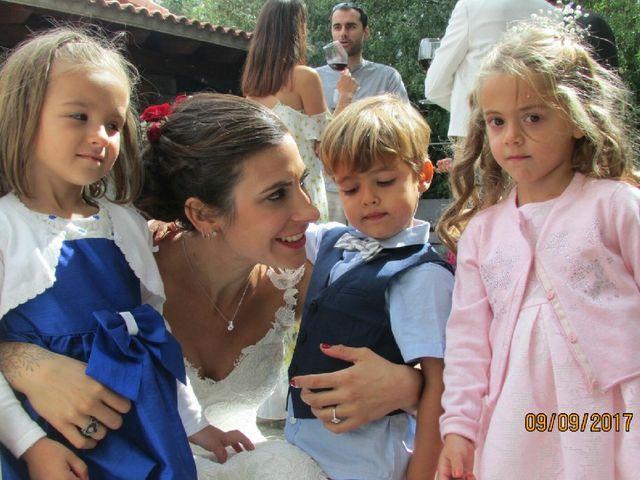 La boda de Rafa y Berta en Gargantilla De Lozoya, Madrid 8