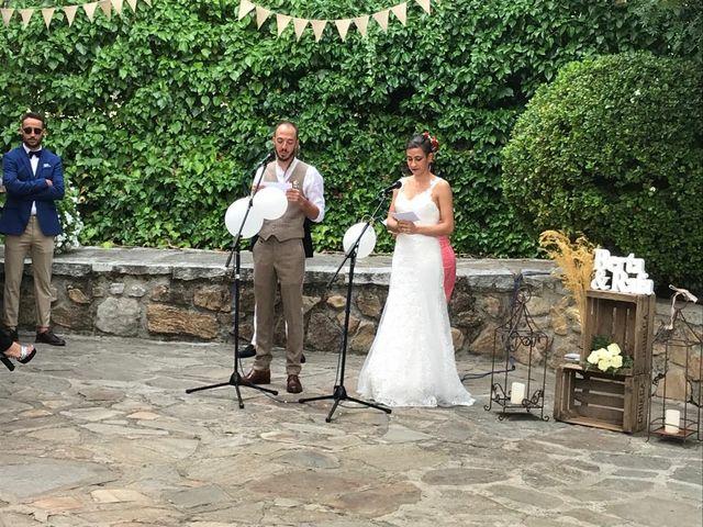 La boda de Rafa y Berta en Gargantilla De Lozoya, Madrid 9