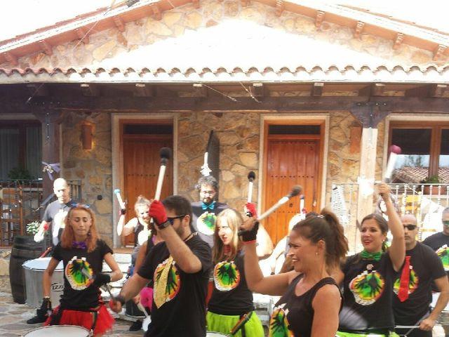 La boda de Rafa y Berta en Gargantilla De Lozoya, Madrid 12