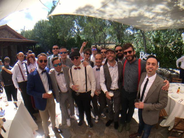 La boda de Rafa y Berta en Gargantilla De Lozoya, Madrid 14
