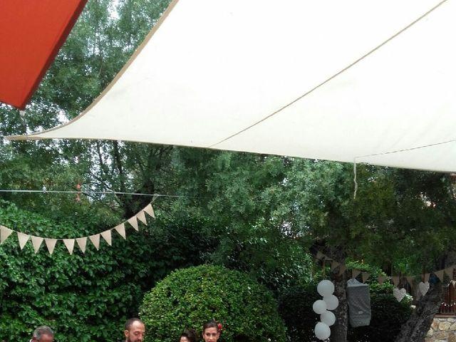 La boda de Rafa y Berta en Gargantilla De Lozoya, Madrid 17