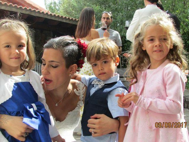 La boda de Rafa y Berta en Gargantilla De Lozoya, Madrid 19