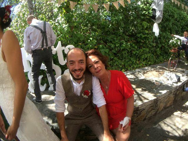 La boda de Rafa y Berta en Gargantilla De Lozoya, Madrid 23