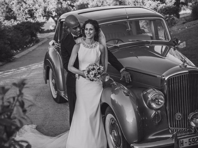 La boda de Inma y Matt