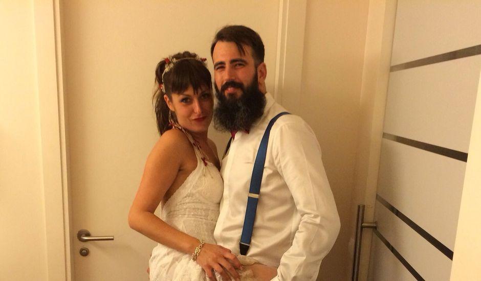 La boda de Ibon y Sandra en Girona, Girona