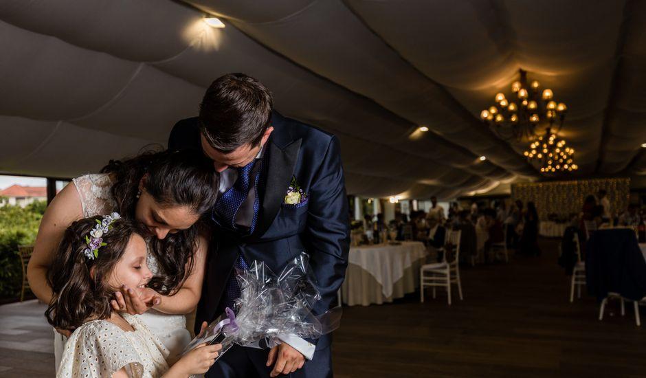 La boda de Usepe y Almudena en Redondela, Pontevedra