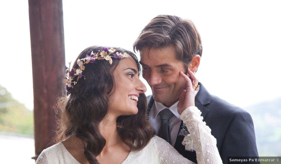 La boda de Titi y María en Guyame, Asturias