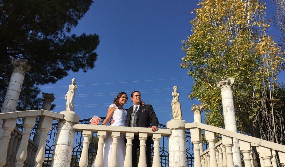 La boda de Enrique y Yesica en Sant Vicenç Dels Horts, Barcelona