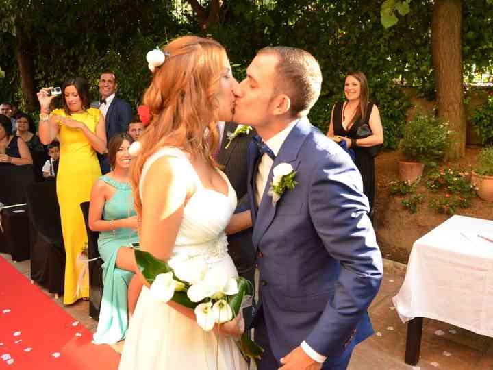 La boda de Carol y Miguel