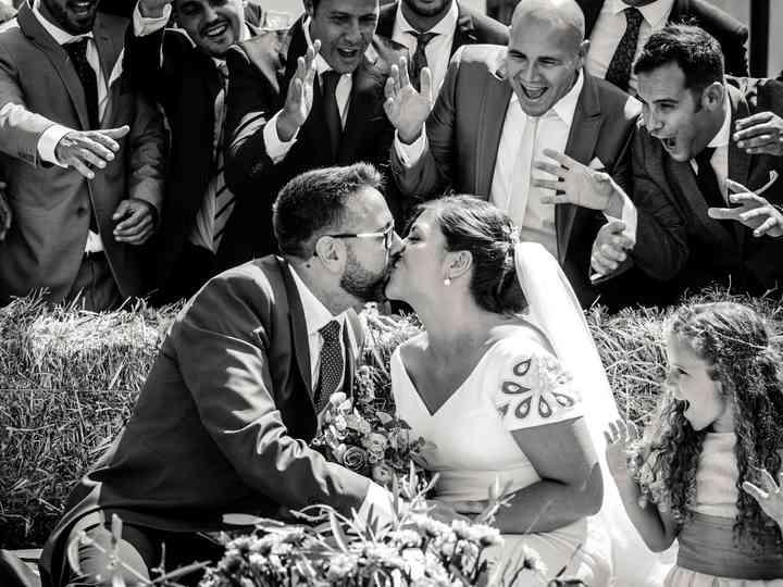 La boda de Carolina y Moisés