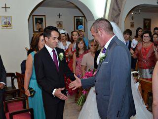 La boda de Jose y Raquel 1