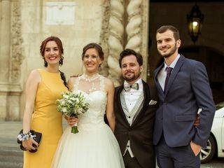 La boda de Alicia y Hector 2