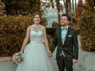 La boda de Alicia y Hector