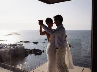 La boda de Nuria y Carl