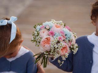 La boda de Nuria y Carl 1