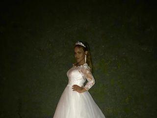 La boda de Heidy Pamela  y Ángel Antonio 3