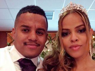 La boda de Heidy Pamela  y Ángel Antonio