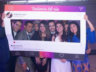 La boda de Yubelys  y Juan Carlos  1