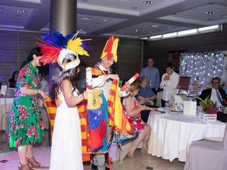 La boda de Yubelys  y Juan Carlos  3