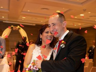 La boda de Yubelys  y Juan Carlos