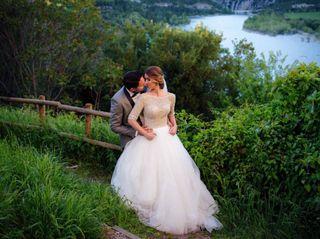 La boda de María y Rubén