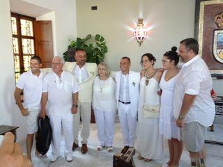 La boda de Joaquin y Alexander 2