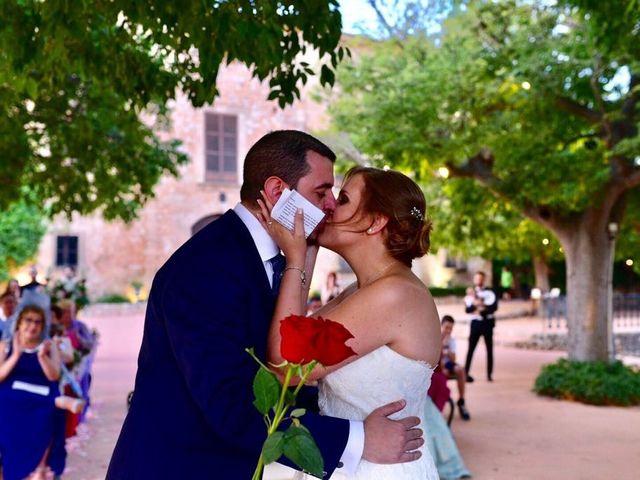 La boda de Christian y Bea en Son Termes, Islas Baleares 3