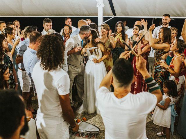 La boda de Fearghal Mckiernan y Alejandra Hernández  en La Manga Del Mar Menor, Murcia 6