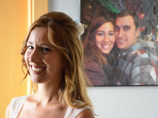 La boda de Miguel y Carol en L' Hospitalet De Llobregat, Barcelona 38