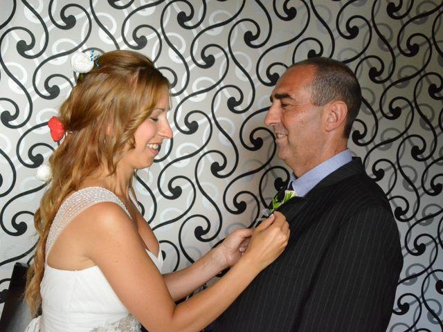 La boda de Miguel y Carol en L' Hospitalet De Llobregat, Barcelona 40