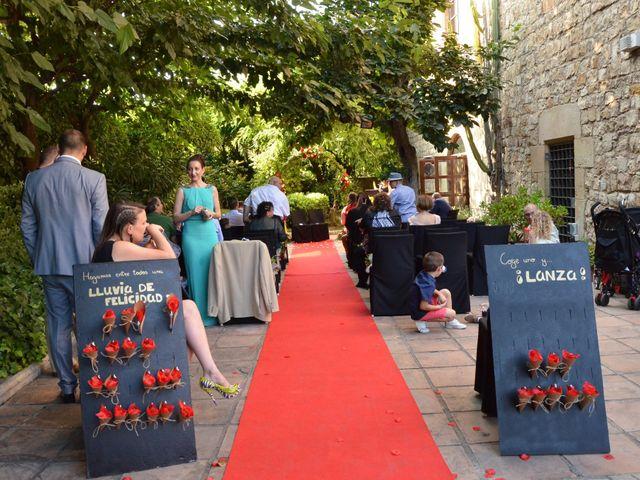 La boda de Miguel y Carol en L' Hospitalet De Llobregat, Barcelona 48