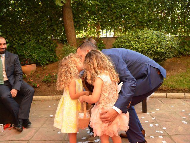 La boda de Miguel y Carol en L' Hospitalet De Llobregat, Barcelona 55