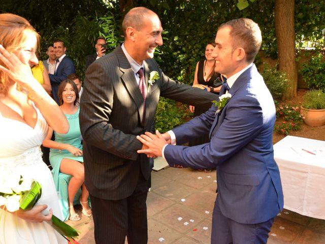 La boda de Miguel y Carol en L' Hospitalet De Llobregat, Barcelona 59