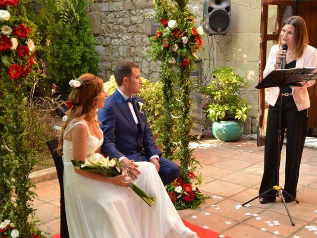 La boda de Miguel y Carol en L' Hospitalet De Llobregat, Barcelona 62