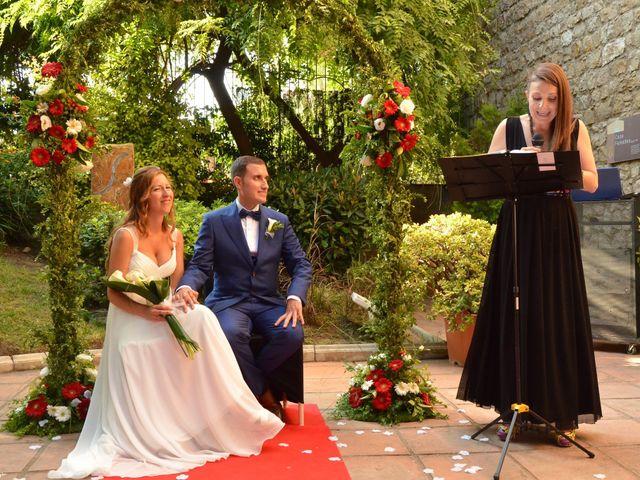 La boda de Miguel y Carol en L' Hospitalet De Llobregat, Barcelona 68