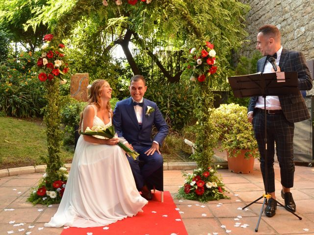 La boda de Miguel y Carol en L' Hospitalet De Llobregat, Barcelona 69