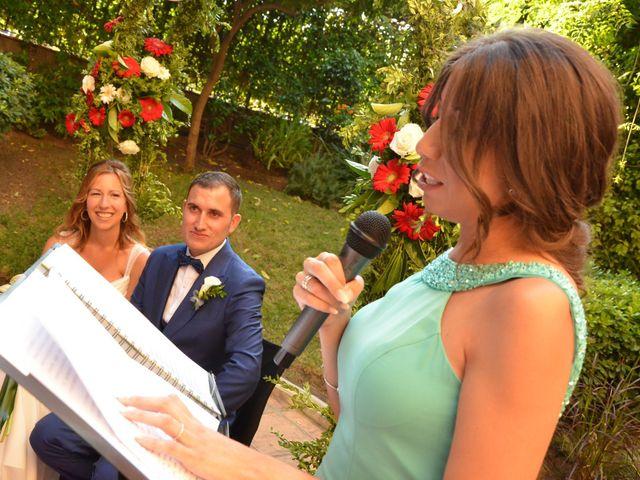 La boda de Miguel y Carol en L' Hospitalet De Llobregat, Barcelona 70
