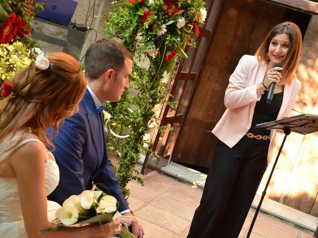 La boda de Miguel y Carol en L' Hospitalet De Llobregat, Barcelona 72